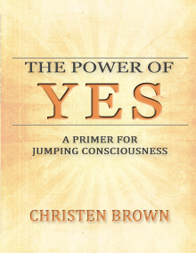 The Power of Yes cover